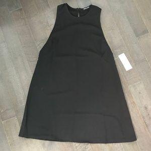 American Apparel 70's inspired Black Magic Dress